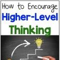 Encourage thinking