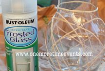 Crafts: Frosted Glass