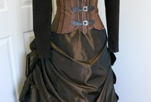 Steampunk garments