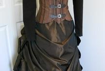 Steampunk garments