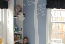 Kiddie Decor / Themes and decor ideas for a child's bedroom. / by Melanie Cook