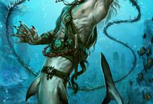 MERFOLK • Male