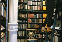 Bookshelves & Libraries / by Mixtus Media