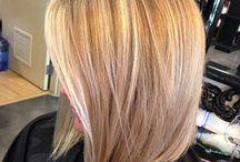 Hairstyle / Hiusmalleja