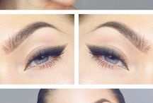 oči +obočí