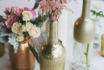 aranj floral nunta
