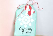 Card Inspiration - Tags