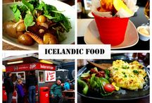 Icelandic / Food / by Hildur Gunnarsdottir
