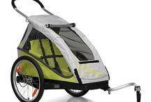 Carrozzine multifunzionali per bici / Multifunktions-Kinderwagen fürs Fahrrad / Carrozzine portabambini multifunzionali per bici / Multifunktions-Kinderwagen fürs Fahrrad