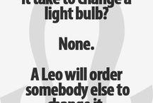 Leo's / Signs  / by Rachel Kimberling