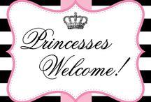 princess khaliyah / by Kendra Abdul-Malik