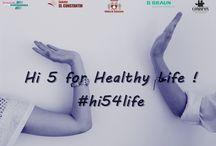"""Maini Curate pentru Sanatate / Intră și tu în jocul igienei """"Hi 5 for Healthy life""""! Spală-ți mâinile, bate palma cu un prieten, fă-ți o poza în timpul actului Hi5, posteaz-o pe Facebook/Instagram cu hash-tag-ul #hi54life, #safeHANDS și provoacă-ți încă 3 prieteni să facă același lucru! Termenul de îndeplinire a provocării: 24 de ore. Cei care nu îndeplinesc provocare, îți datorează un gel igienizant. Start joc! #hi54life, #safeHANDS"""