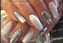 Zilveren nagels
