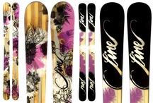 Snowboard Design / by Heather Rigney- Artist & Writer