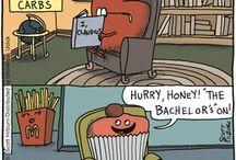 Χιούμορ & Διατροφή - Humor & diet / H αστεία πλευρά της διατροφής
