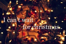 """All things Christmas.. *dreamy sigh* / """"I will honour Christmas in my heart, and try to keep it all the year.""""  / by Jen S"""