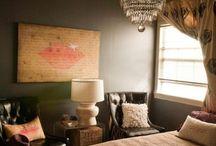 Bedroom Decor Ideas / bedroom ideas, bedroom decor, bedroom design, Scandinavian, eclectic, bohemian, minimalist, bedroom inspiration, bedroom DIY, master bedroom, guest bedroom, decorate, decorating, interior design