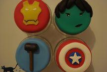 Festa Os Vingadores/The Avengers parties