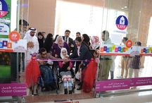 """LIFE HealthCare Hyper Market Inauguration(Sharjah) / """"LIFE INAUGURATION""""  The #Relieve we get by seeing rejoice faces of this kids are out of this world.  Team LIFE feel #Honored to inaugurate our   """"LIFE HealthCare Hyper Market by this wonderful #Kids"""