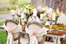 Stühle Hochzeit