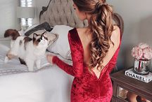 Valentine's day dresses and outfits
