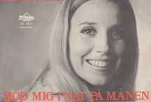 Anette Blegvad / Her er liste over de singler med Anette, som jeg har. Er på udkig efter hendes andre singler.
