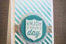 Stampin' Up! Badges and Banners