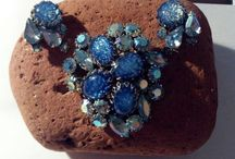 Auntie Doris' Treasures / The collections of treasures in my etsy shop. Vintage cosume jewelry. / by Jude