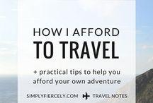 Travel Work & Finances