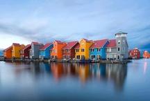 Around The Netherlands / Amazing country, amazing places! / by Elizabeth Perreault