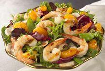 Shimp salad