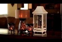 Candles / by Kelly Rowat-Plochl