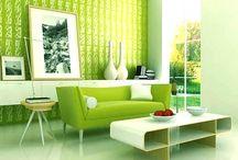 Decor 70's Style / by Sherie Cardoza