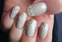 Wedding: Nails