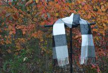 Winter 2015 Scarves for Sale