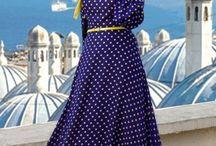 Hijabs dress