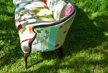 Patchwork / Patchwork design furniture
