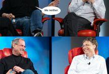 Jobs & Gates