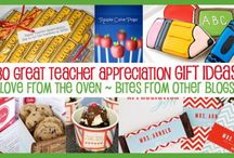Teacher Appreciation / by Jenny Morrell
