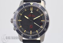 BIGMOON Sinn Watches / A board of our newest arrivals of pre-owned Sinn watches.