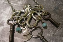 Project Jewelry Steampunk  / by Teri S