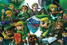 The Legend Of Zelda / Imágenes del game