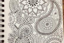 Patrones de dibujos