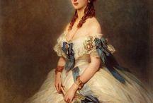women's portraits 1860s