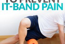 Injury Prevention / Prevent pain before it stops you from day-to-day activities.