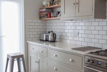Kitchen / by Andrea Hird