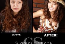 Before & After Teens / Samples of Glamour Shots before and after teenager photography!  / by Glamour Shots