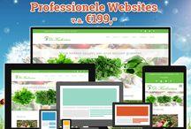 Logo, huisstijl en webdesign acties / Acties voor mensen die een logo, huisstijl of een website willen laten maken.