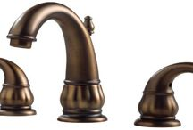 Bathroom Sink Faucets / by Bobby Abellera