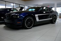 2012 Ford Mustang Boss 302 / by Denny Andrews Ford Sales